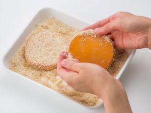 ハムカツパン粉